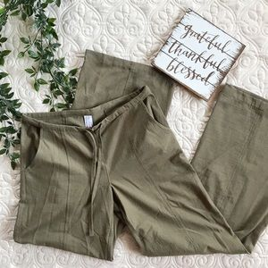 Lucy Wide Leg Workout Pants
